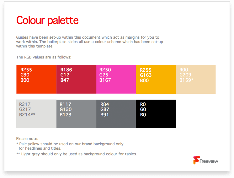 freeview-colour-palette
