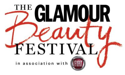 The Glamour Beauty Festival logo