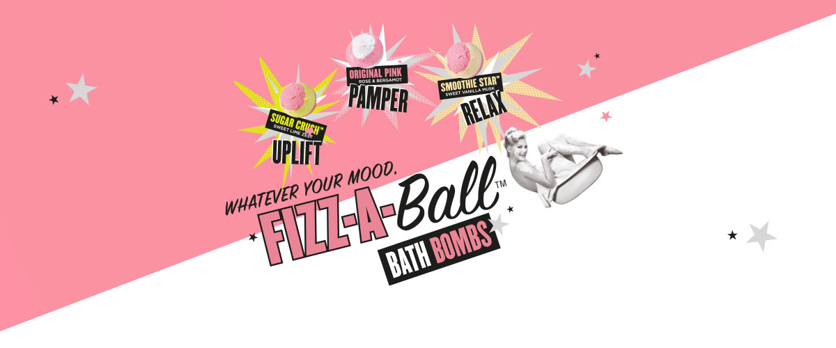 Fizz a ball bath bombs