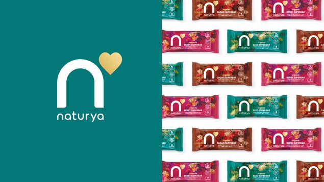 new branding for naturya