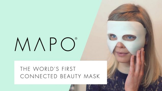 mapo connected face mask