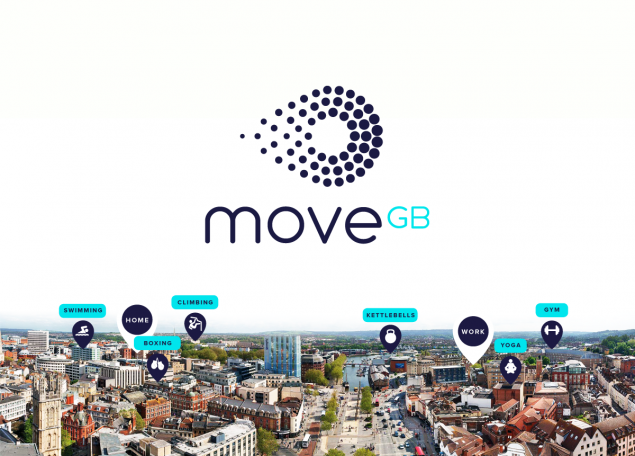 Bath-based fitness platform MoveGB features in creative campaign agency Ready's Best of the West picks for December 2017