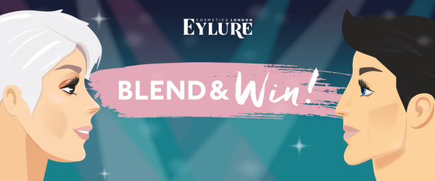 Promotional marketing campaign for Eylure