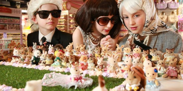 Sylvanian Families Breakthrough Fashion