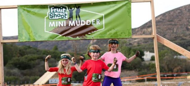 Fruit shoot mini mudder