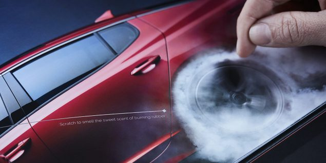 Kia interactive book