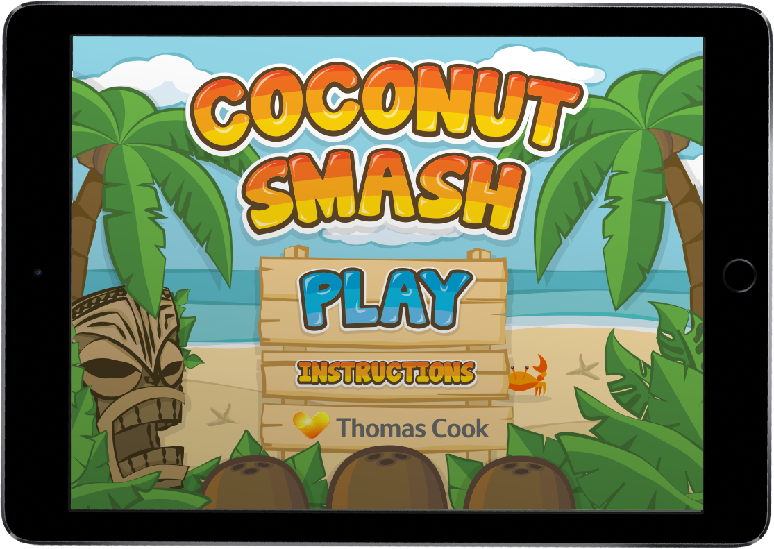 coconut smash