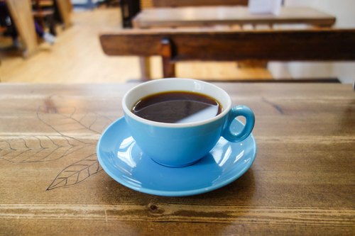 A cup of Colonna filter coffee in Colonna and Smalls