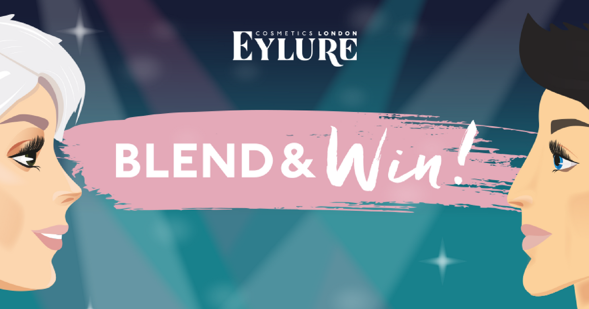 c95505c486d New campaign: Eylure Blend & Win digital game | READY
