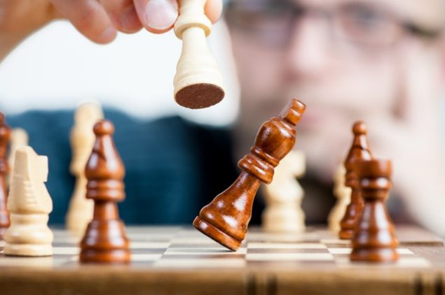 Winning Competitions Chess