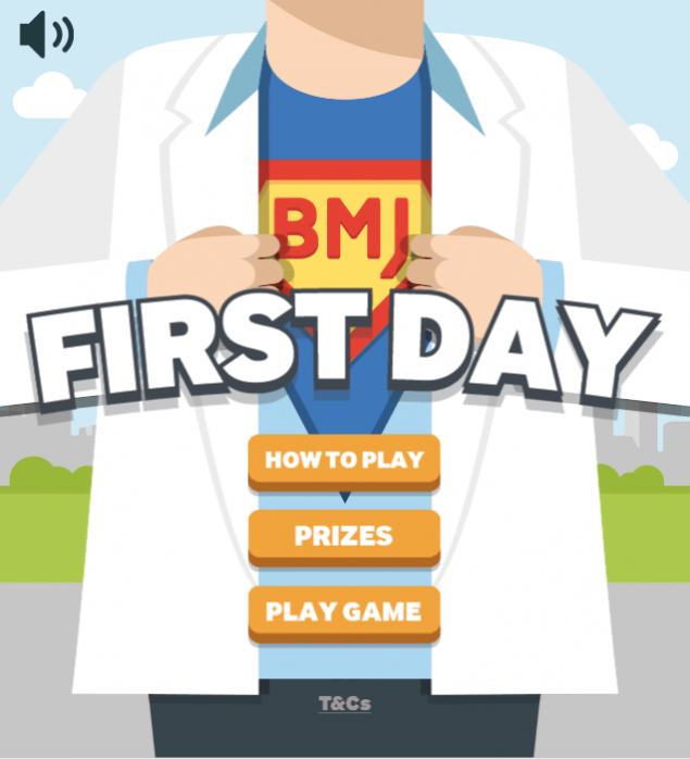 BMJ First day